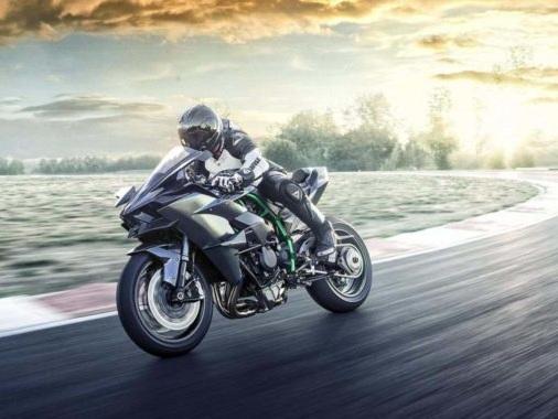 2021 Kawasaki Ninja H2R Launched At INR 79.90 Lakh