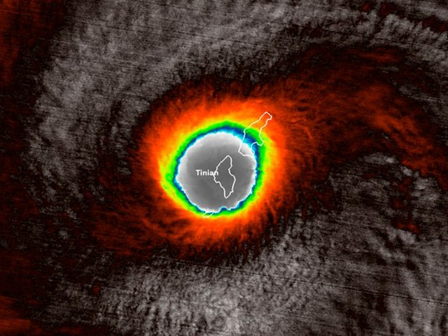 The Northern Mariana Islands — a US commonwealth — just took a direct hit from Super Typhoon Yutu, the strongest storm of 2018