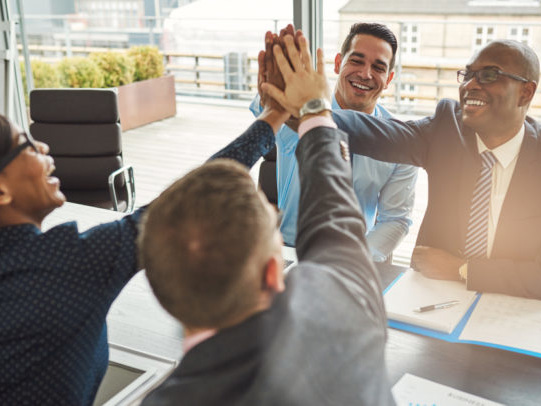 Five steps to building a team for business success