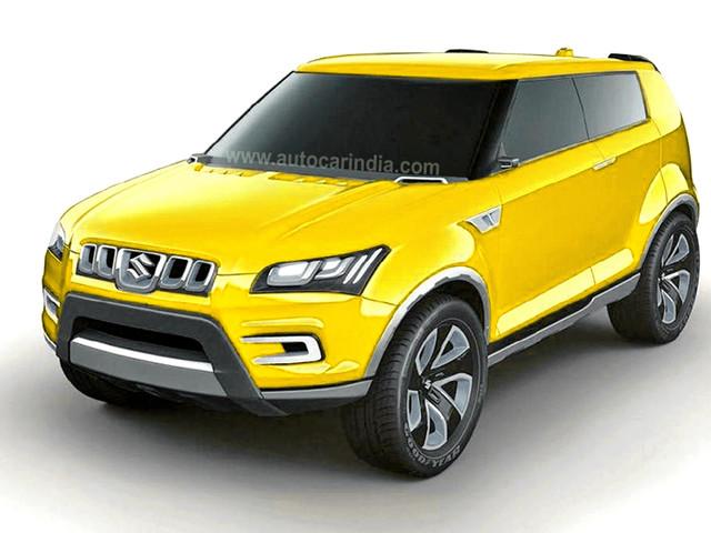 Maruti Suzuki to reveal electric SUV concept at Auto Expo 2020