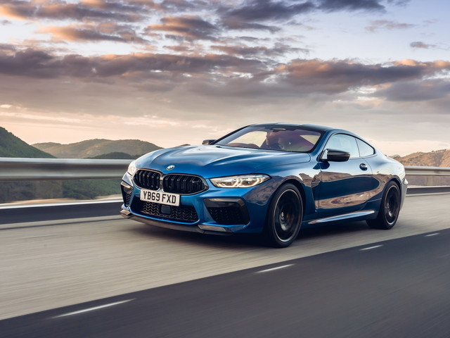 Can the BMW M8 Competition Take On the Porsche 911 Turbo?