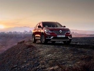 New flagship Renault Koleos available to order