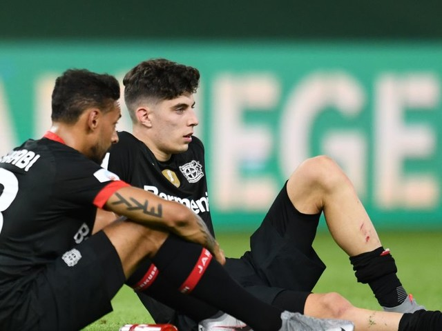 Kai Havertz to 'discuss future' with Bayer Leverkusen after season, cup finale — report
