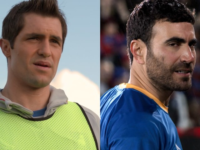 'Ted Lasso' Stars Brett Goldstein and Phil Dunster Rank Their AFC Richmond Chants (Video)