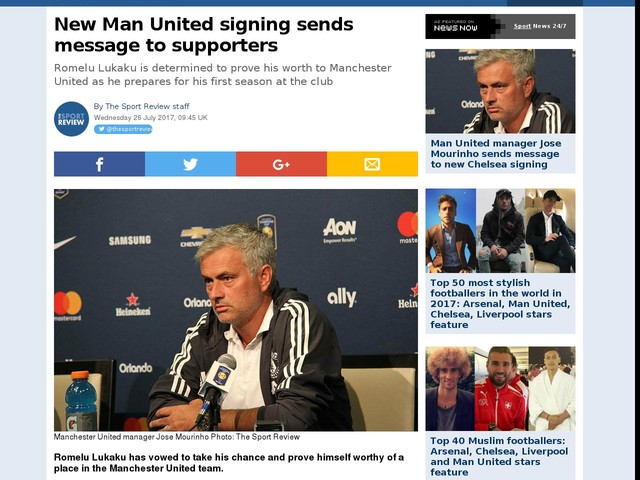 New Man United signing sends message to supporters