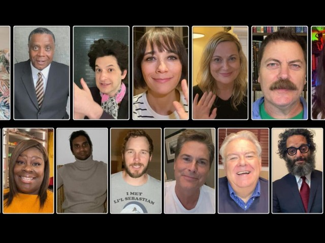 The Best Virtual Cast Reunions: Star Trek: Voyager, Parks and Recreation, and More