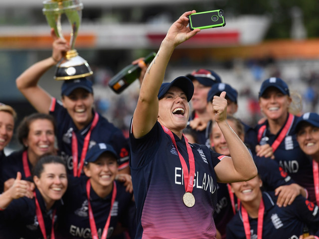 England Winning The World Cup Was A Massive Day For All Sport, Not Just Women's Sport