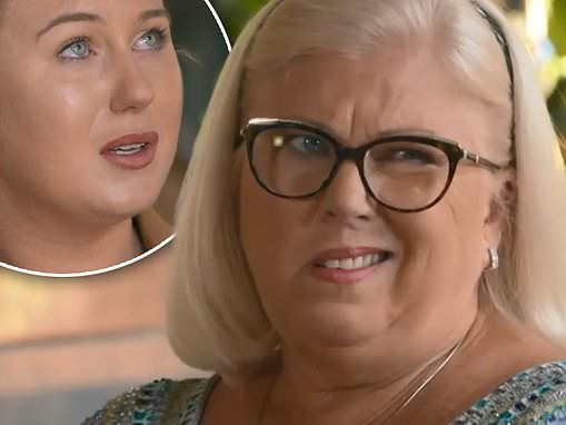 Bride and Prejudice's posh mum Mary-Ann threatens to quit the show