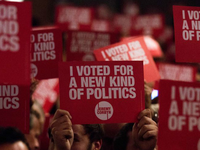 How Momentum helped sway the general election