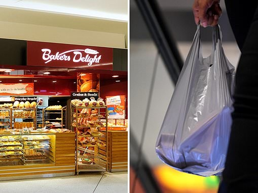 Businesses exploit a loophole allowing them to keep using plastic bags despite new hard-line laws