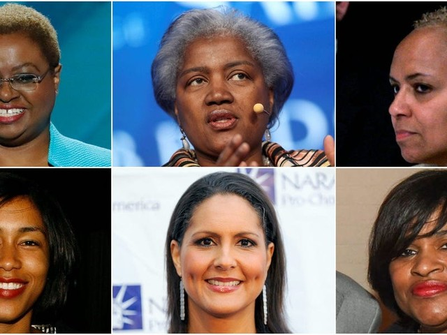 Kamalaworld is reeling after some tough press. Here are 12 Democratic women power brokers doing damage control for the VP.