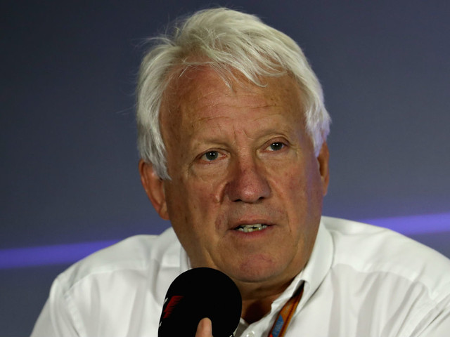 Charlie Whiting: F1 drivers pay tribute after race director dies aged 66