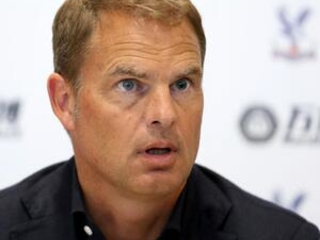 Crystal Palace hires De Boer with accent on promoting youth