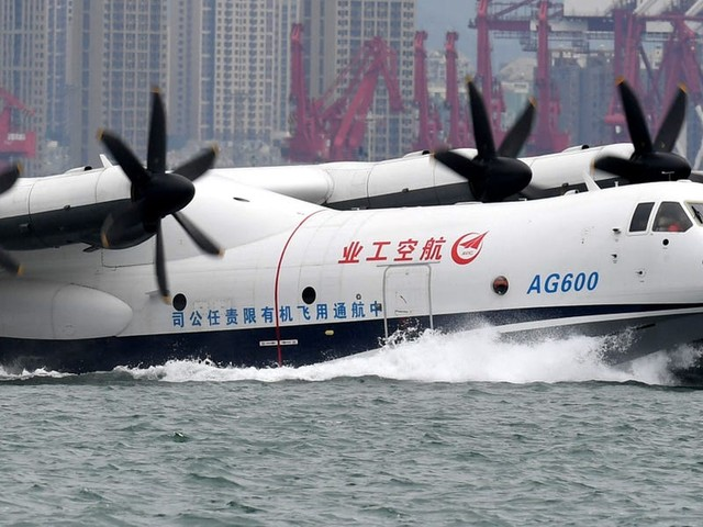 The US ditched its last flying boats 38 years ago, but they could still help fill the gaps against China in the Pacific