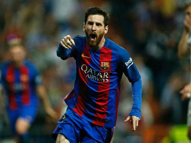 500 up for Lionel Messi: Real Madrid fans curse Barcelona star