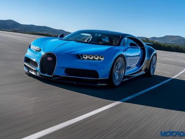 Bugatti Chiron's Successor Will Receive Electric Power; New Model Also In Line