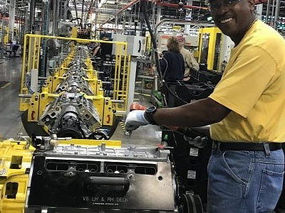 General Motors Announces V8 Engine Production Investments at Two U.S. Plants