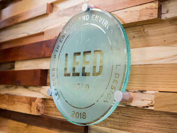 Engineering and Science Building, Eskind Biomedical Library designated LEED Gold by USGBC