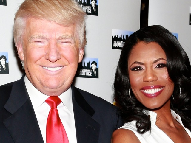 Trump Tickles Tweeters With His Curt Message To Omarosa