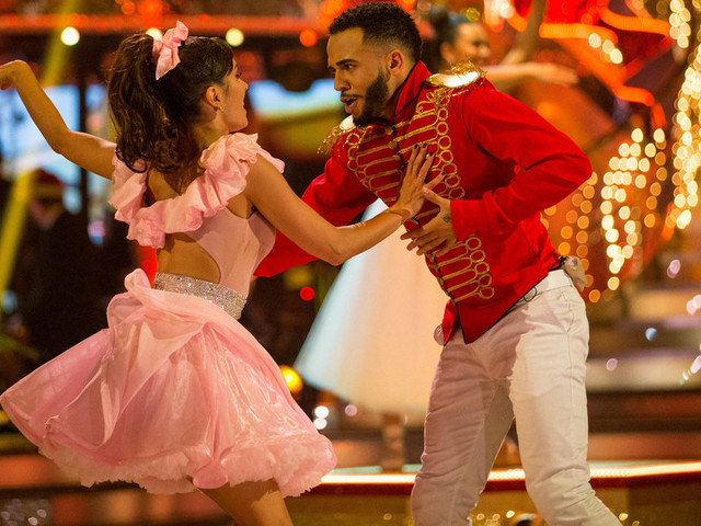 Strictly Come Dancing's 2018 Christmas Special: Aston Merrygold Beats Caroline Flack To Lift Silver Star Trophy