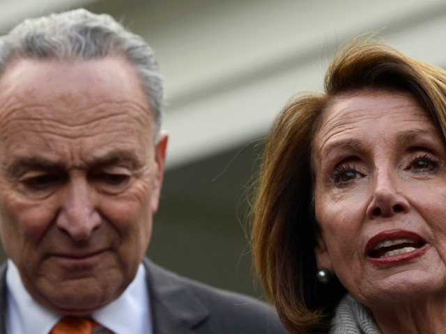 Pelosi and Schumer charge that Attorney General William Barr is 'not in a position to make objective determinations' about the Mueller report