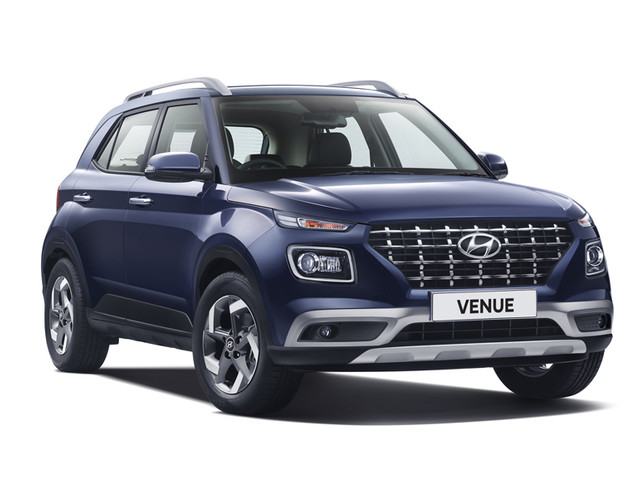 Hyundai Venue compact SUV for India unveiled