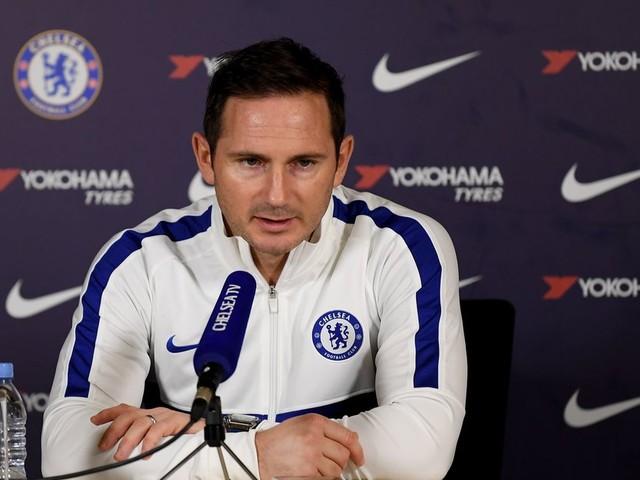 Rudiger out, Abraham 'good' as Lampard anticipates tough trip to Everton