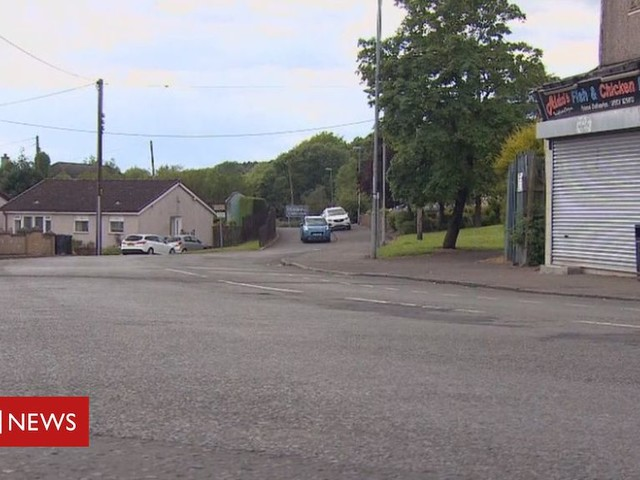 Attempted murder charge after woman hit by car in Shotts