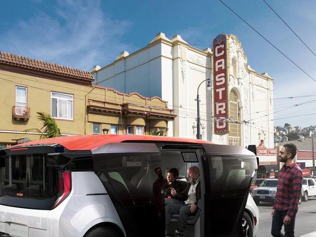 Cruise Origin reimagines the driverless car as a spacious box made for ride-sharing