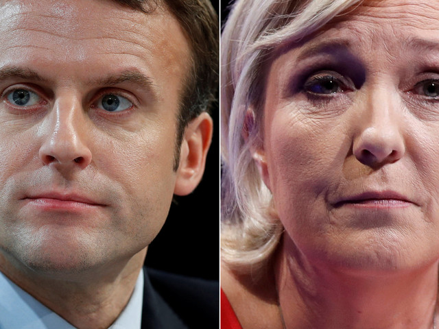 France Votes In Final Round Of Presidential Election