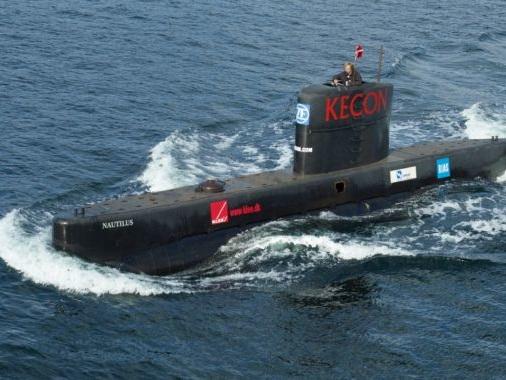 Biggest amateur-built sub sinks—owner is suspected of killing passenger
