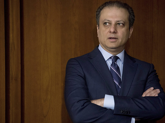 Memo Shows Preet Bharara Was Concerned After Phone Call From White House - BuzzFeed
