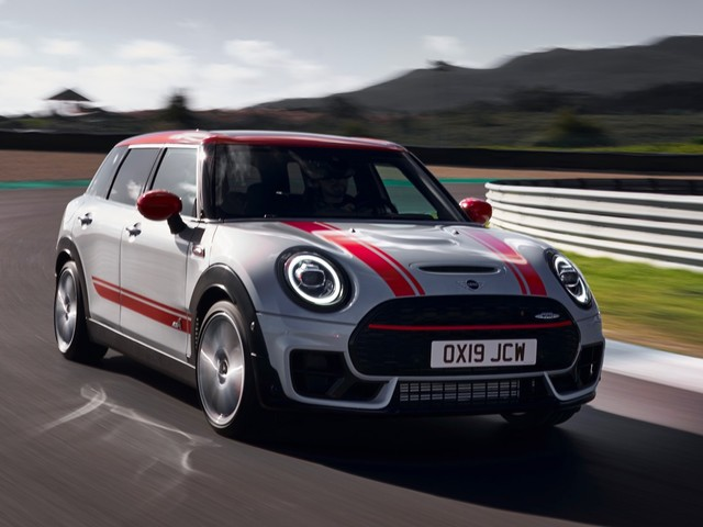 2020 Mini John Cooper Works Clubman and Countryman arrive with 301-hp