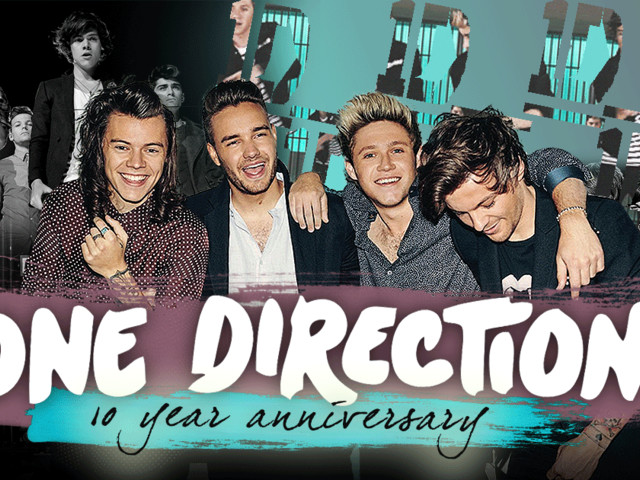 One Direction's 10-year anniversary plans are huge – including immersive fan experiences