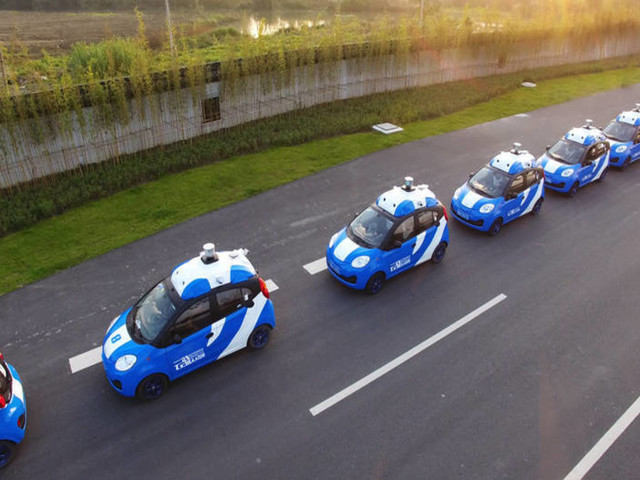 Look, look, we've done a driverless AI hype paper thingy, says Mobileye