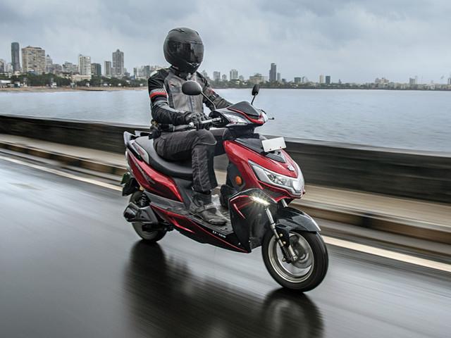 Review: 2019 Okinawa PraisePro review, test ride