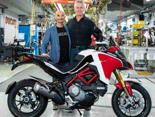 Ducati Multistrada Celebrates 100,000 Landmark, Will Get A V4 Engine In 2021