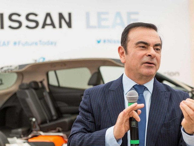 Carlos Ghosn Thickens Plot Thesis, Says Nissan Is Boring and Mediocre Again