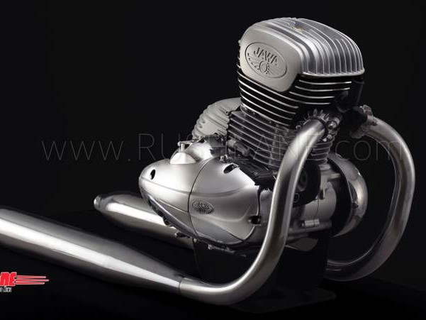 Mahindra reveals new Jawa engine details and photos – Rival to Royal Enfield