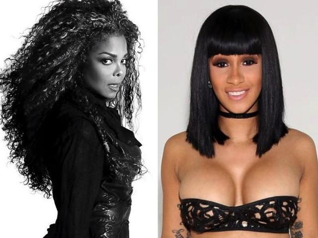 Janet Jackson covers Cardi B's Bodak Yellow on tour