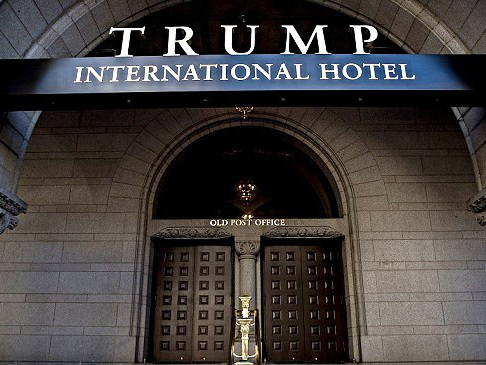 Report: The Defense Department Has Spent A Whopping $140K At Trump Properties