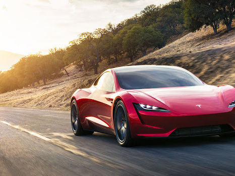 Tesla 2020 Roadster: speed, power, range (and heft)