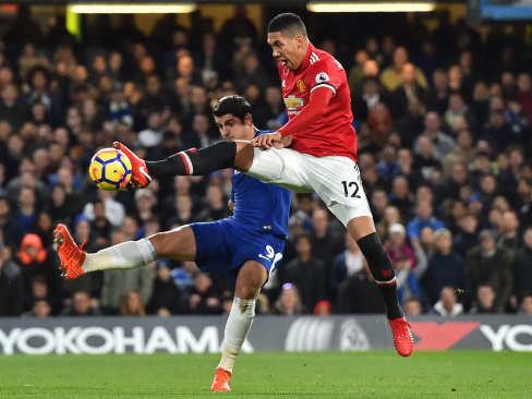 Man Utd desperate to bounce back, says Smalling