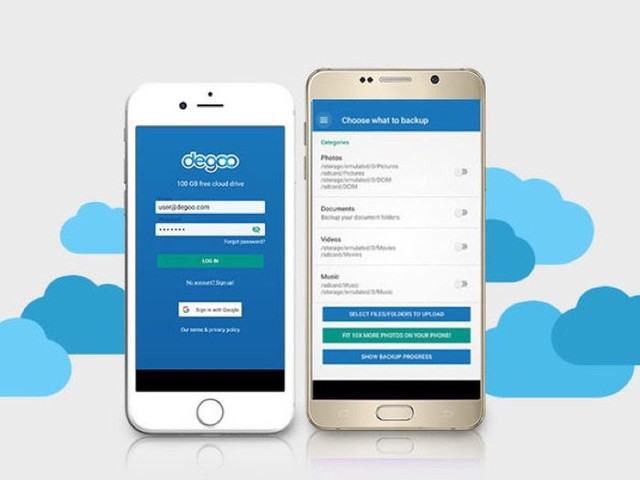 Save 94% on the Degoo Premium: Lifetime 1TB Backup Plan