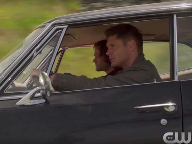 Supernatural: The Winchesters Call on God (Again) in the Official Season 13 Trailer