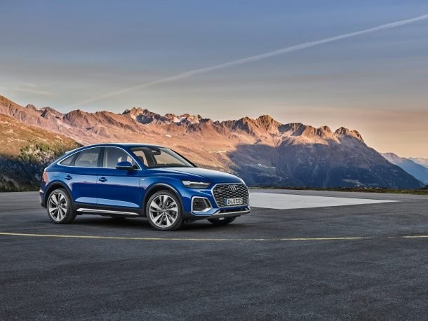 Variation on a Theme: Audi Q5 Sportback