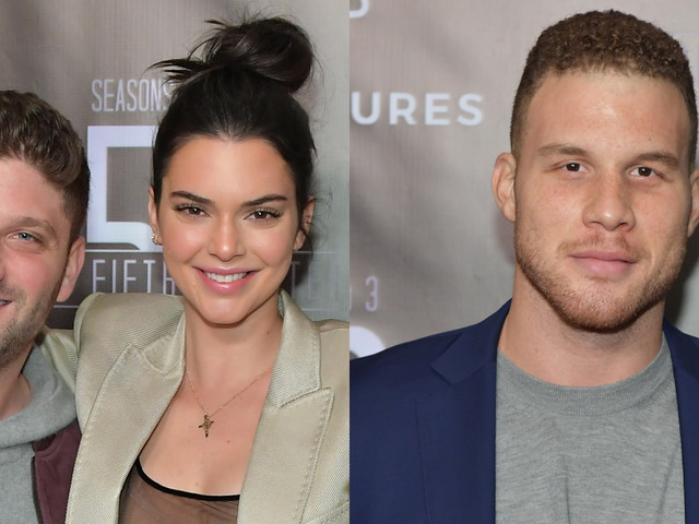 Kendall Jenner & Blake Griffin Attend 'The 5th Quarter' Premiere