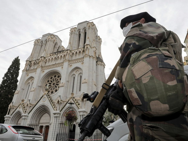 French police arrest 47-yr-old man believed to have been in contact with Nice church attacker – BFM TV