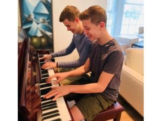 'A better time than any': Finding joy in music lessons, jams