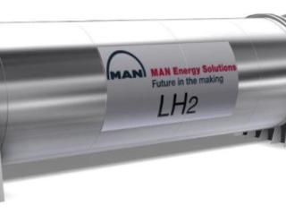 MAN Cryo first supplier to develop a marine, liquid-hydrogen fuel-gas system
